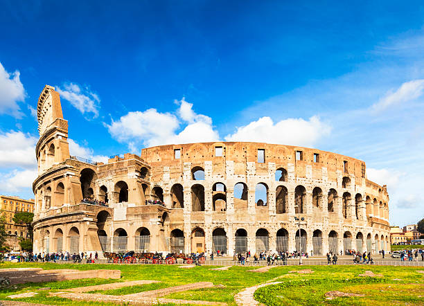 Colosseum in Rome, Italy Colosseum in Rome. coliseum rome stock pictures, royalty-free photos & images