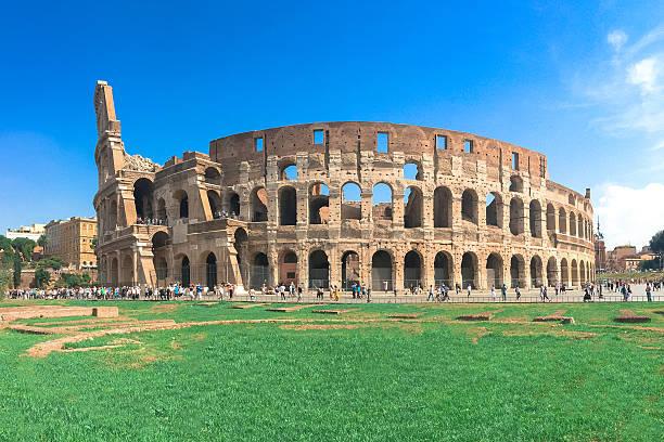 Colosseum in Rome, Italy foto