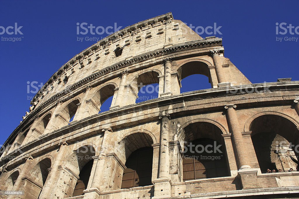 Colosseum, Rome royalty-free stock photo