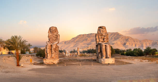 Kolossi von Memnon – Foto