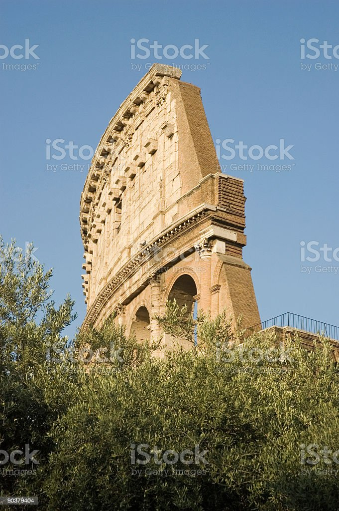 Colossseum royalty-free stock photo