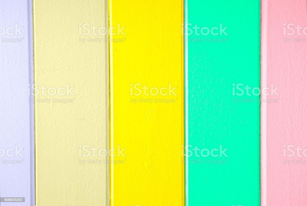 Colour Bars stock photo