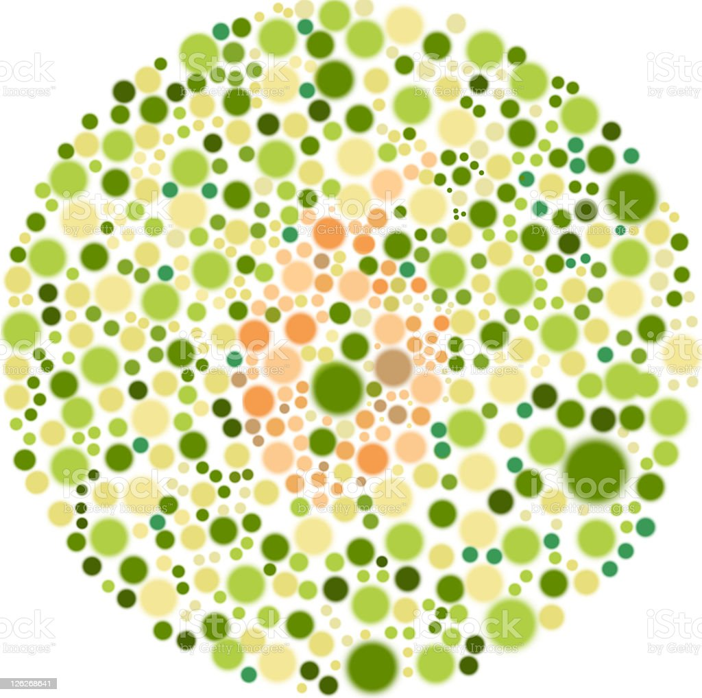 Colour Blind Test Stock Photo & More Pictures of Camouflage | iStock