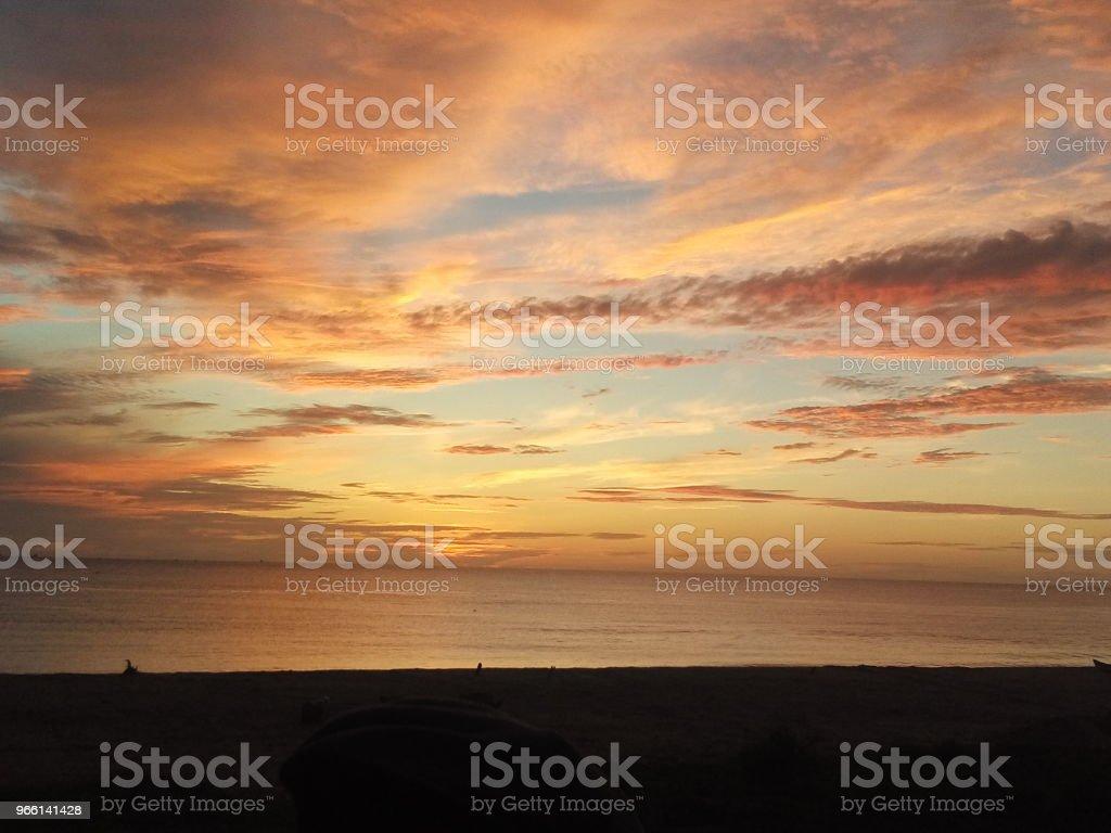 colour of sky - Royalty-free Horizontal Stock Photo