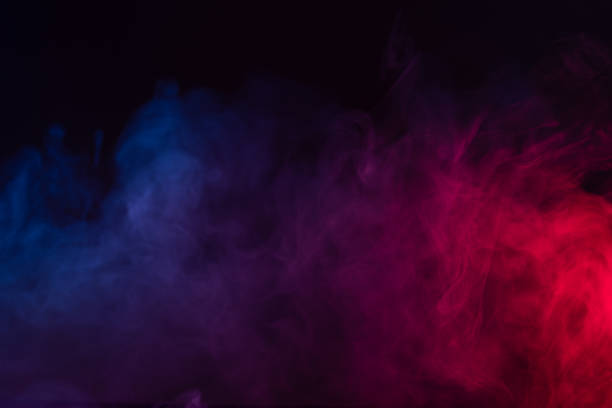 colour smoke background horror halloween mystery magic colour smoke background horror halloween mystery magic evaporation stock pictures, royalty-free photos & images