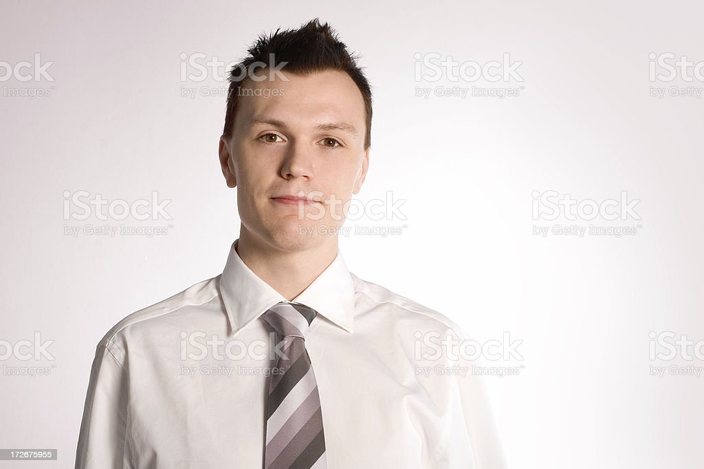 Coloured business royalty-free stock photo