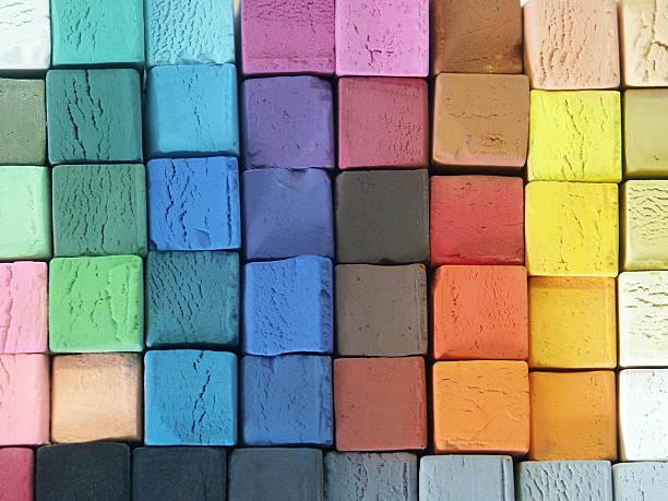 Couleurs pastel - Photo