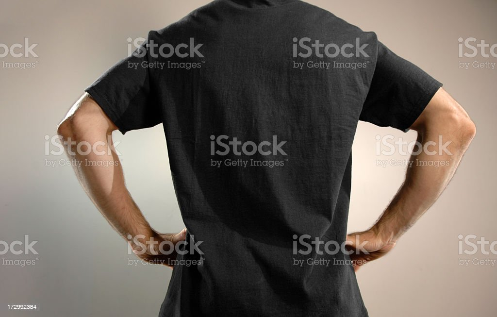 coloured t shirt series stock photo