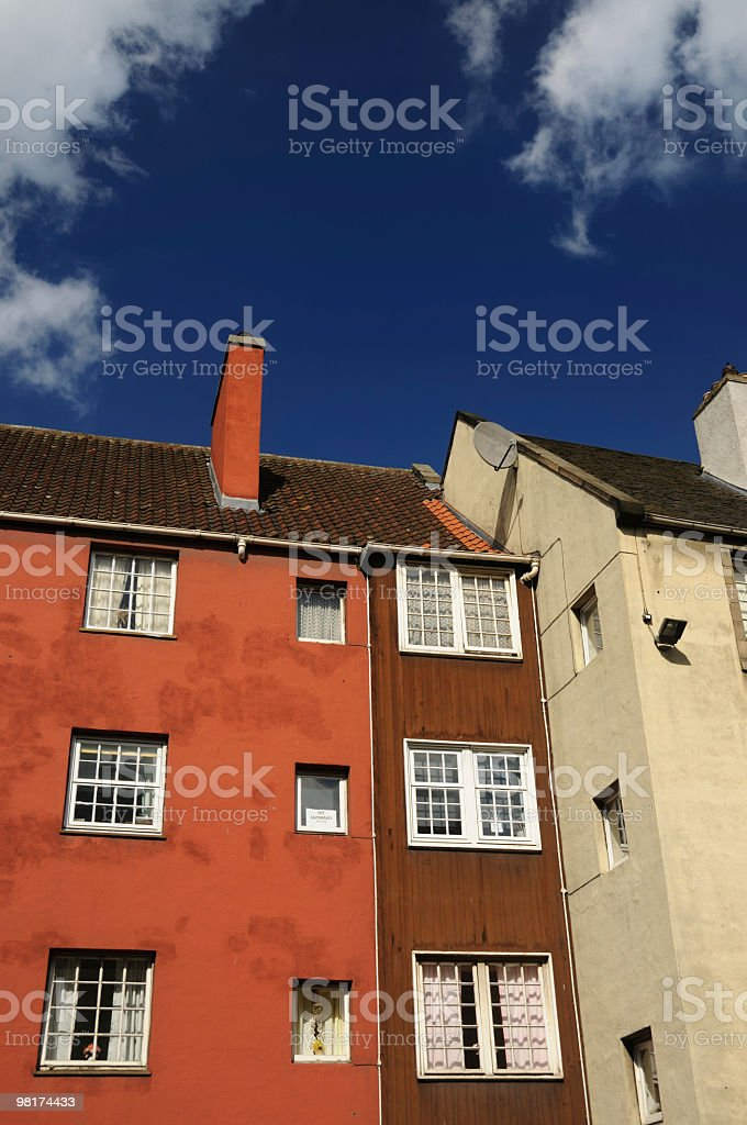 Colourful Architecture royalty-free stock photo