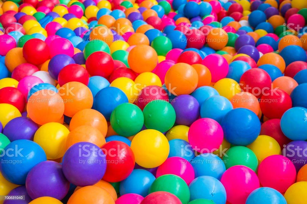 Colourful ball stock photo