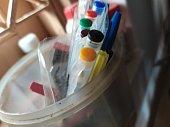 istock Colourful ballpen 1272400056