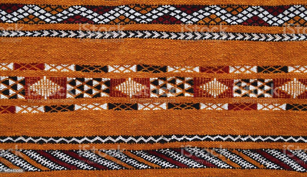 Kolorowe Berber dywan, Maroko. – zdjęcie