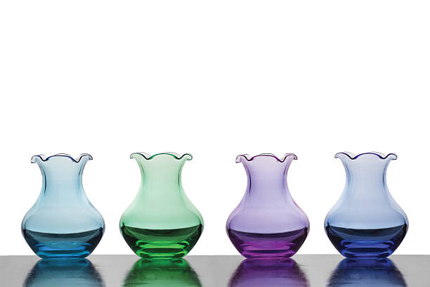 Colourful Empty Vases Stock Photo 465491934 Istock