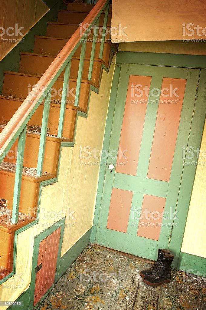 Colourful Interior royalty-free stock photo