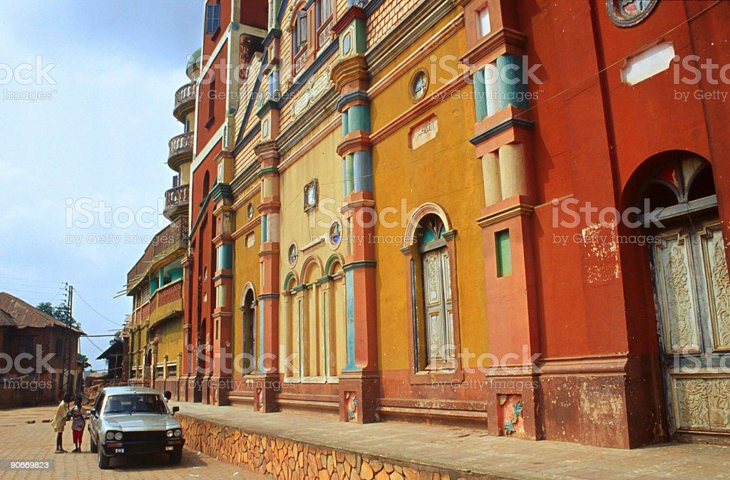 Mesquita coloridas - foto de acervo