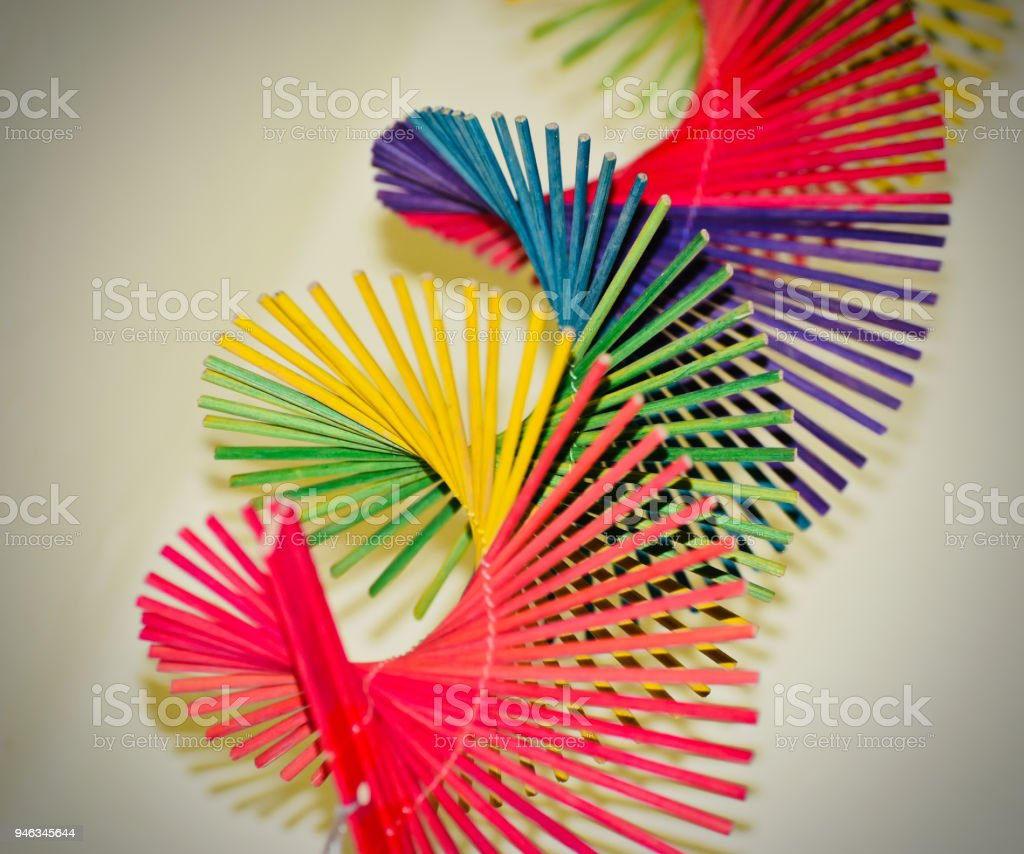 Colourful object isolated unique stock photo stock photo
