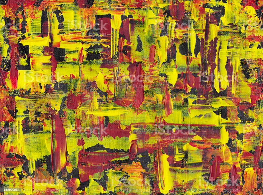 Colourful paint background stock photo