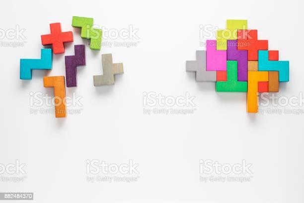 Colourful shapes of abstract brain picture id882484370?b=1&k=6&m=882484370&s=612x612&h=cmvan02pbsglbjbfw9airq6w1qpv4xgrqzyqsorkiv8=