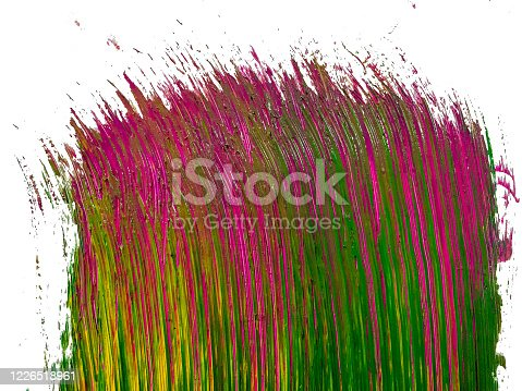 921375446 istock photo Colourful strokes lines 1226518961