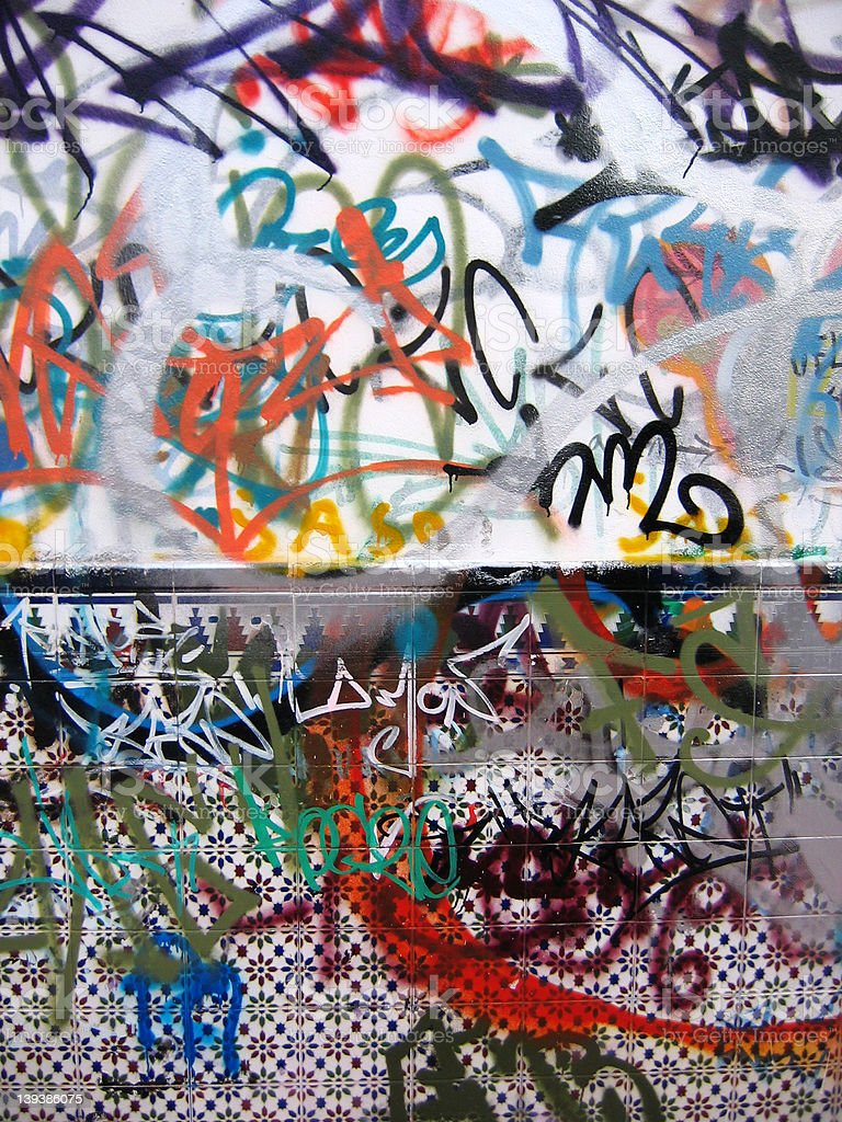 colourful tags stock photo