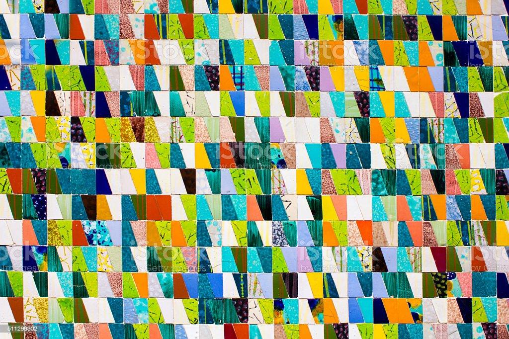 Colorata mozaic sfondo texture fotografie stock e altre immagini