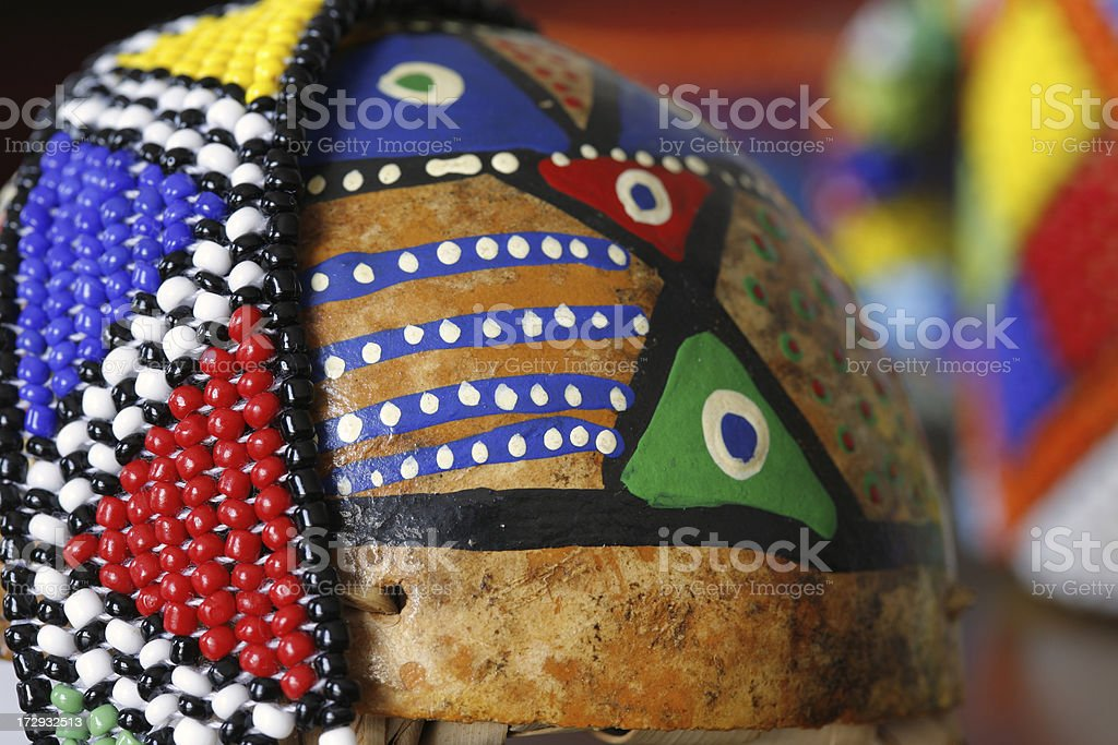 Colours of Africa royalty-free stock photo