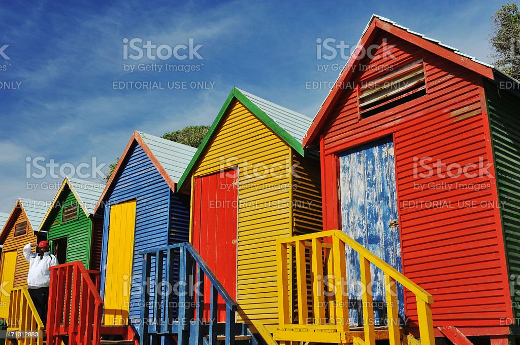 Colours of South Africa stock photo