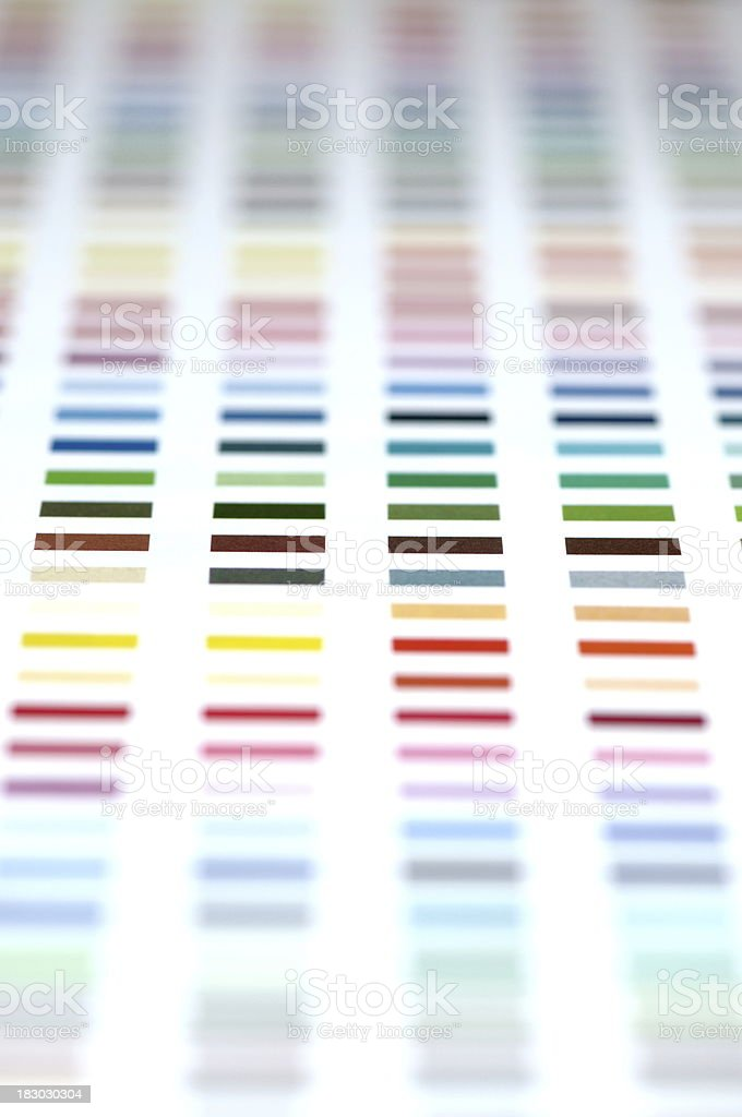 colours royalty-free stock photo