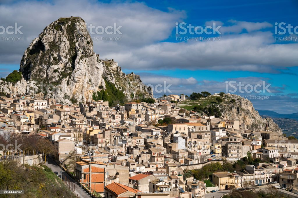 Coltabellotta, Sicily - foto stock