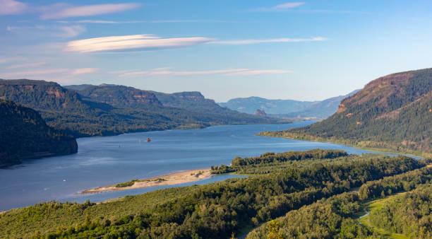 Columbia River Gorge Scenic. – Foto