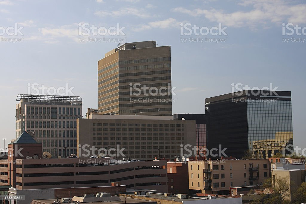 Columbia, South Carolina royalty-free stock photo