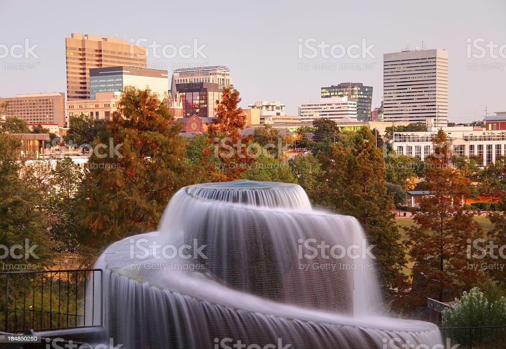Columbia, South Carolina royalty-free stock photo
