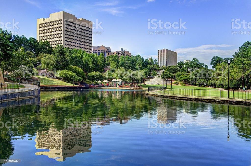 Columbia, South Carolina stock photo