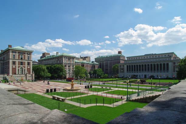 Campus der Columbia University – Foto