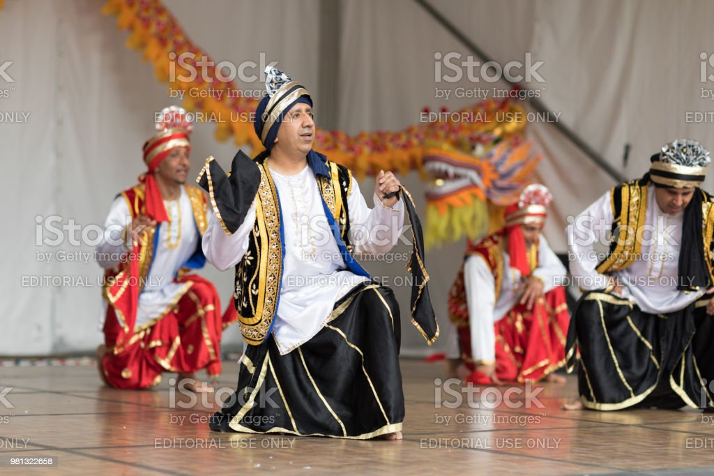 Columbus Asian Festival 1 stock photo