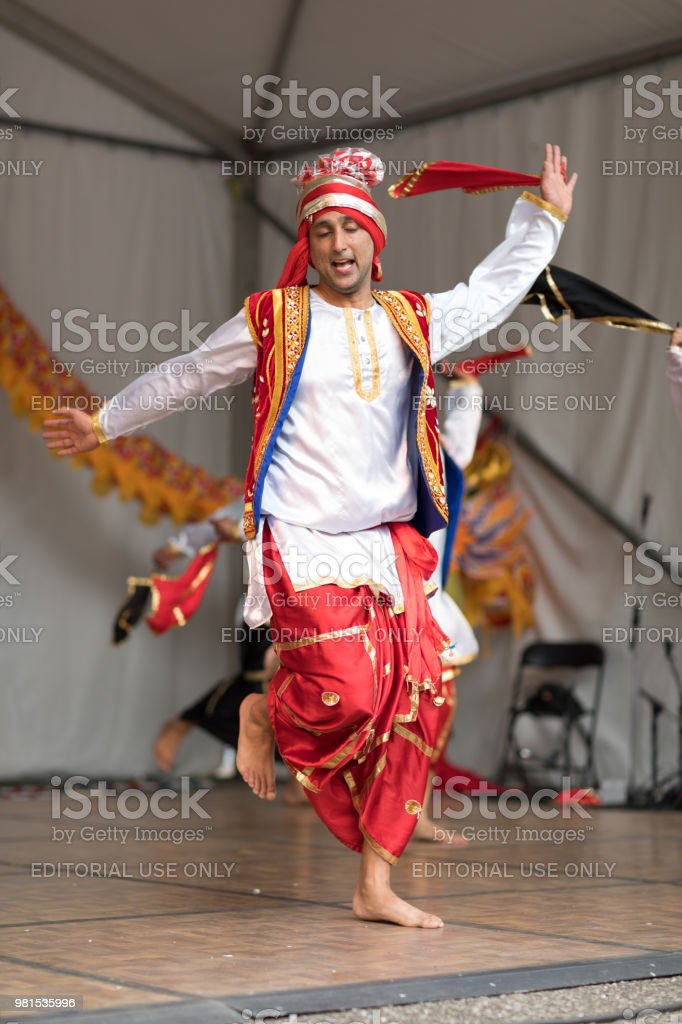 Columbus Asian Festival stock photo