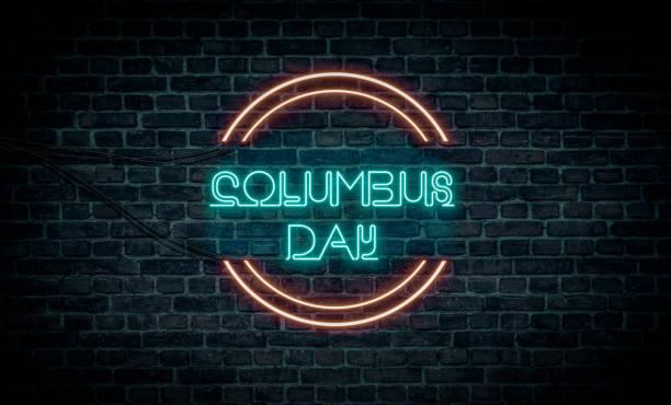 콜럼버스 데이 - columbus day 뉴스 사진 이미지