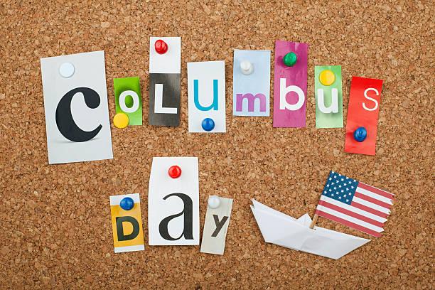 columbus dzień - columbus day zdjęcia i obrazy z banku zdjęć