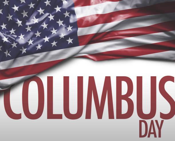 콜럼버스의 날, 미국 - columbus day 뉴스 사진 이미지