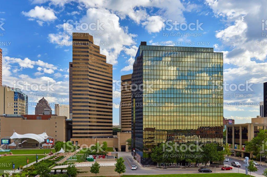 Columbus, Ohio - June 7, 2016 stock photo