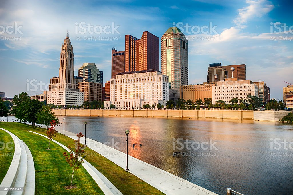 Columbus, Ohio stock photo
