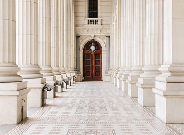 Column Architecture (XXXL) stock photo