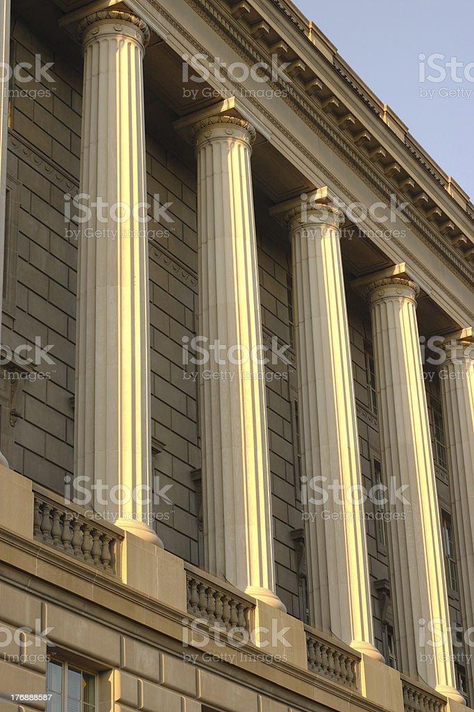 Column II royalty-free stock photo