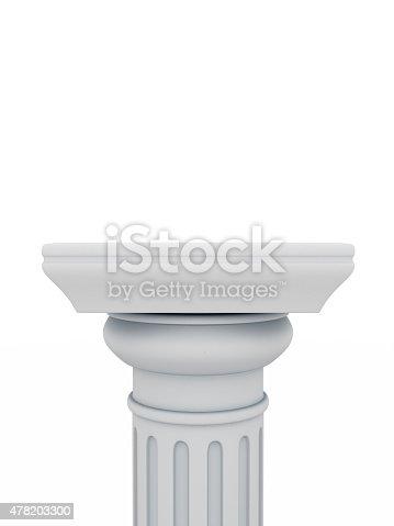 istock Column 478203300