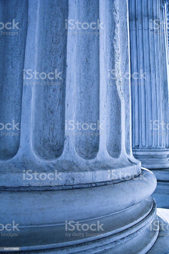 Columns 04 royalty-free stock photo