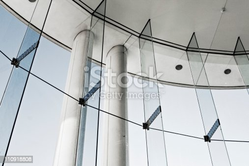 110921829istockphoto Columns and window 110918808