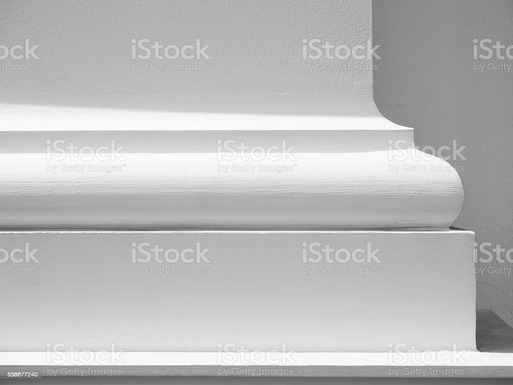 Columns Building Architecture details Abstract Background stock photo