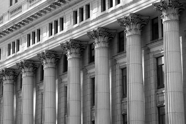 Des colonnes - Photo