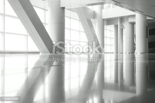 istock Columns Reflection 154919361