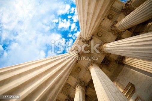 istock Columns - U.S. Supreme Court 177129299